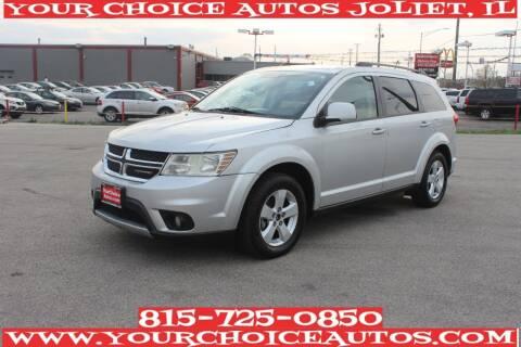 2012 Dodge Journey for sale at Your Choice Autos - Joliet in Joliet IL