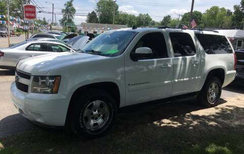 2008 Chevrolet Suburban for sale at Antique Motors in Plymouth IN