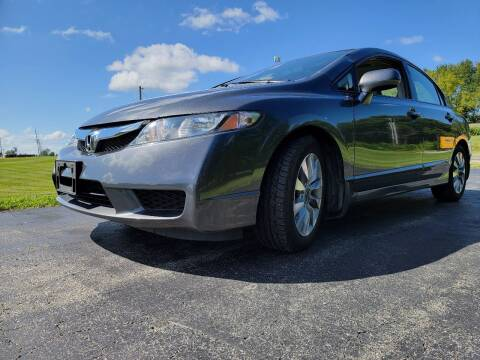 2010 Honda Civic for sale at Sinclair Auto Inc. in Pendleton IN