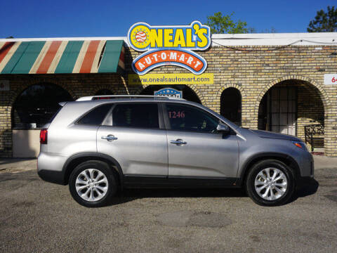 2015 Kia Sorento for sale at Oneal's Automart LLC in Slidell LA