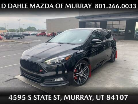 2018 Ford Focus for sale at D DAHLE MAZDA OF MURRAY in Salt Lake City UT