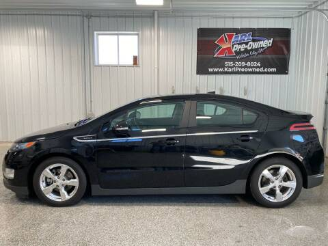 2013 Chevrolet Volt for sale at Karl Pre-Owned - Webster City in Webster City IA
