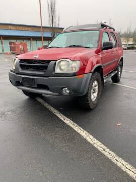 2002 Nissan Xterra for sale at Seattle Motorsports in Shoreline WA
