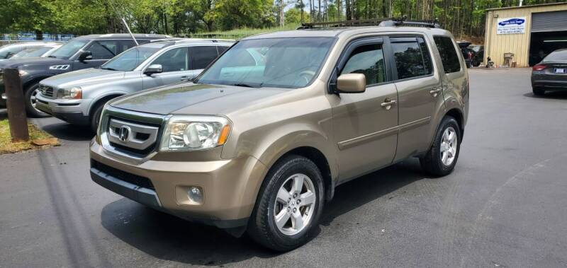 2009 Honda Pilot for sale at GA Auto IMPORTS  LLC in Buford GA