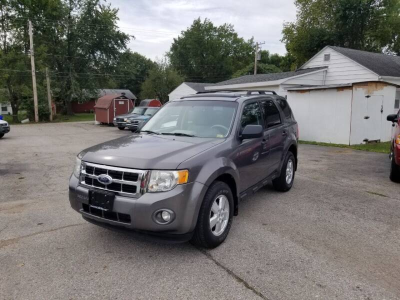 2009 Ford Escape for sale at Bakers Car Corral in Sedalia MO