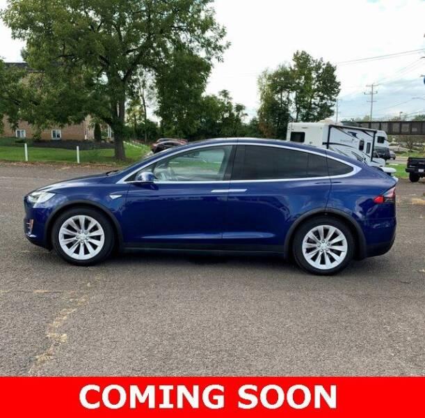 2016 Tesla Model X for sale at INDY'S UNLIMITED MOTORS - UNLIMITED MOTORS in Westfield IN
