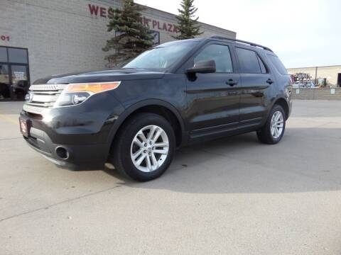 2015 Ford Explorer for sale at Elite Motors in Fargo ND