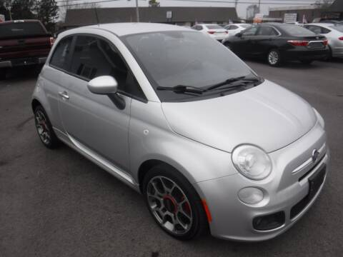 2012 FIAT 500 for sale at Rob Co Automotive LLC in Springfield TN