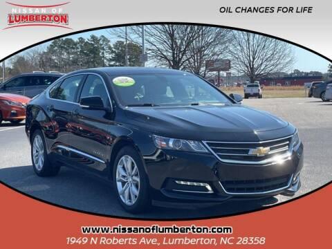 2019 Chevrolet Impala for sale at Nissan of Lumberton in Lumberton NC