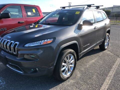 2014 Jeep Cherokee for sale at Adams Auto Group Inc. in Charlotte NC
