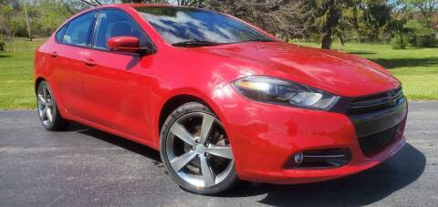 2014 Dodge Dart for sale at Sinclair Auto Inc. in Pendleton IN