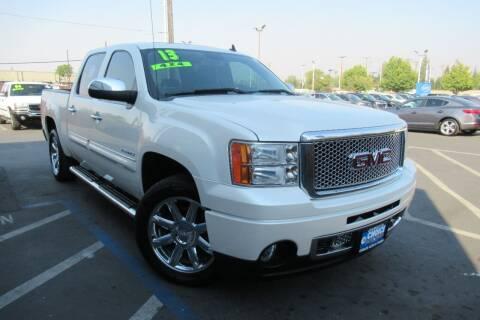 2013 GMC Sierra 1500 for sale at Choice Auto & Truck in Sacramento CA
