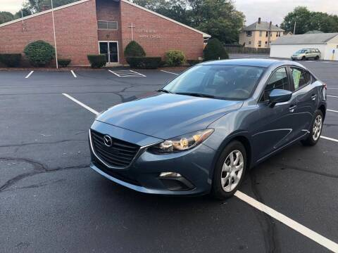 2015 Mazda MAZDA3 for sale at Best Buy Automotive in Attleboro MA