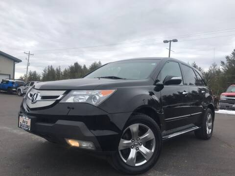 2008 Acura MDX for sale at Lakes Area Auto Solutions in Baxter MN