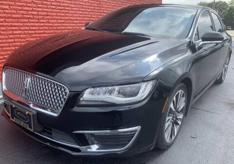 2017 Lincoln MKZ Hybrid for sale at Cars R Us in Indianapolis IN
