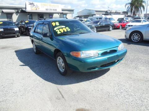 1998 Ford Escort for sale at DMC Motors of Florida in Orlando FL