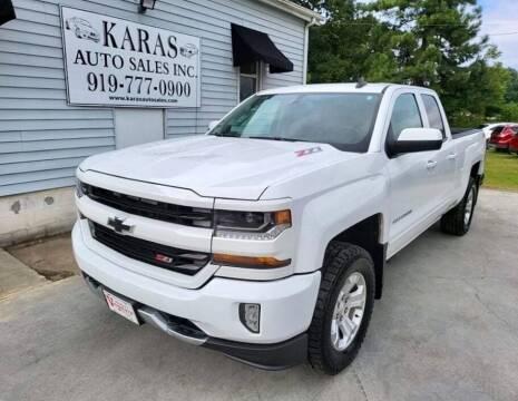 2016 Chevrolet Silverado 1500 for sale at Karas Auto Sales Inc. in Sanford NC