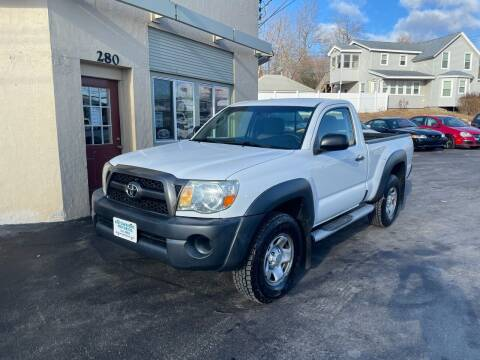 2011 Toyota Tacoma for sale at Autowright Motor Co. in West Boylston MA