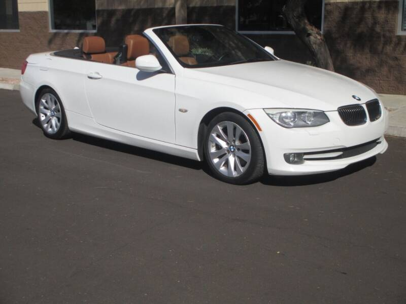 2011 BMW 3 Series for sale at COPPER STATE MOTORSPORTS in Phoenix AZ