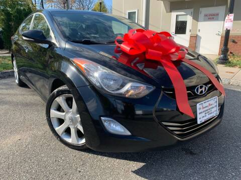 2012 Hyundai Elantra for sale at Speedway Motors in Paterson NJ
