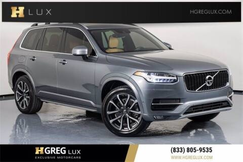 2018 Volvo XC90 for sale at HGREG LUX EXCLUSIVE MOTORCARS in Pompano Beach FL