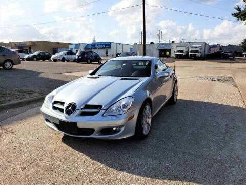 2008 Mercedes-Benz SLK for sale at Image Auto Sales in Dallas TX