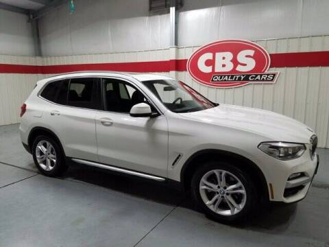 2019 BMW X3 for sale at CBS Quality Cars in Durham NC