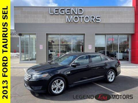 2013 Ford Taurus for sale at Legend Motors of Detroit - Legend Motors of Waterford in Waterford MI