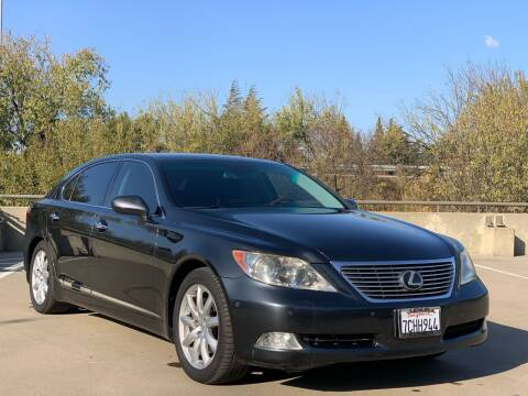 2007 Lexus LS 460 for sale at AutoAffari LLC in Sacramento CA