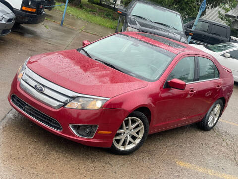 2012 Ford Fusion for sale at Exclusive Auto Group in Cleveland OH