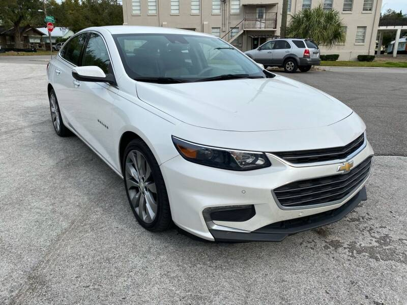2016 Chevrolet Malibu for sale at Consumer Auto Credit in Tampa FL