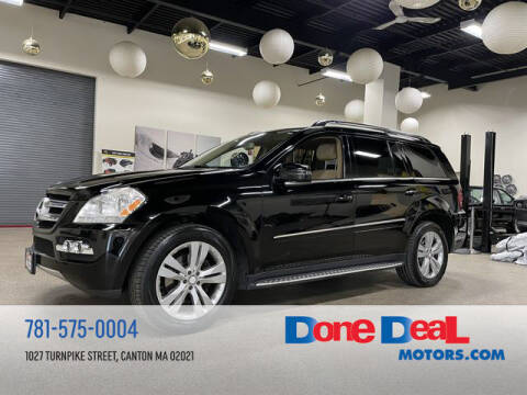 2011 Mercedes-Benz GL-Class for sale at DONE DEAL MOTORS in Canton MA