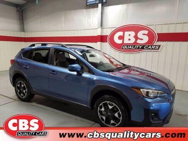 2019 Subaru Crosstrek for sale at CBS Quality Cars in Durham NC