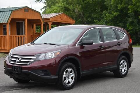 2014 Honda CR-V for sale at GREENPORT AUTO in Hudson NY