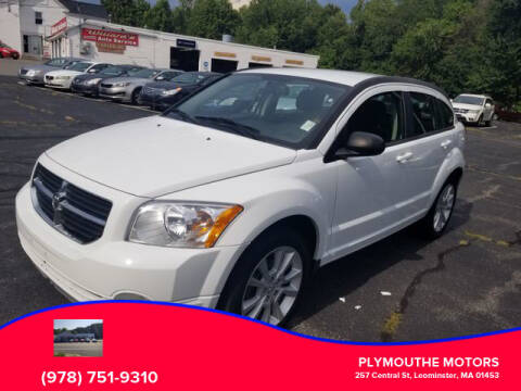 2011 Dodge Caliber for sale at Plymouthe Motors in Leominster MA