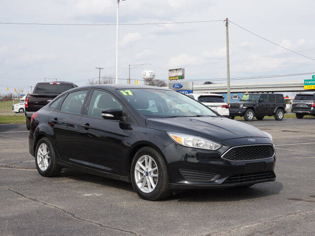 2017 Ford Focus for sale at FOWLERVILLE FORD in Fowlerville MI