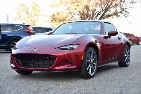 2020 Mazda MX-5 Miata RF for sale at COURTESY MAZDA in Longmont CO