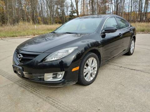 2009 Mazda MAZDA6 for sale at Autolika Cars LLC in North Royalton OH