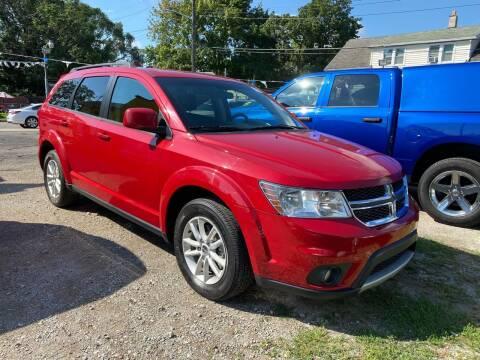 2016 Dodge Journey for sale at C & M Auto Sales in Detroit MI