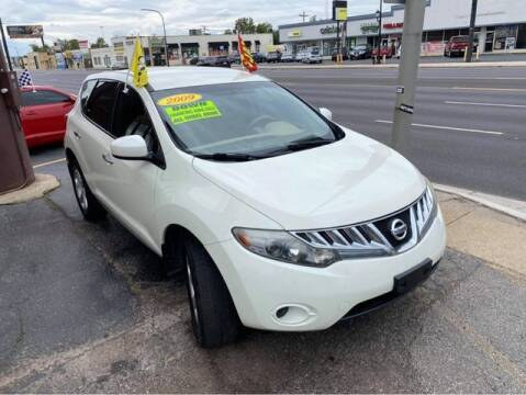2009 Nissan Murano for sale at JBA Auto Sales Inc in Stone Park IL