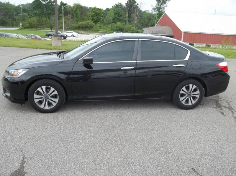 2015 Honda Accord for sale at Rt. 44 Auto Sales in Chardon OH
