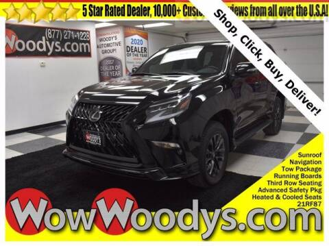 2021 Lexus GX 460 for sale at WOODY'S AUTOMOTIVE GROUP in Chillicothe MO