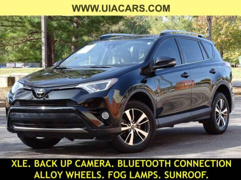 2017 Toyota RAV4 for sale at Used Imports Auto - Southern Auto Imports in Stone Mountain GA