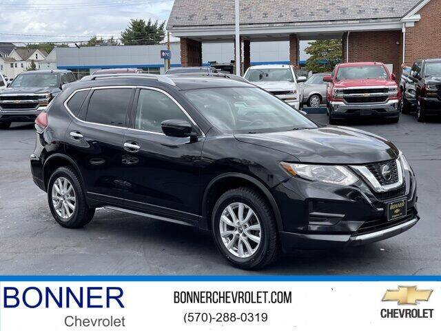2018 Nissan Rogue for sale at Bonner Chevrolet in Kingston PA