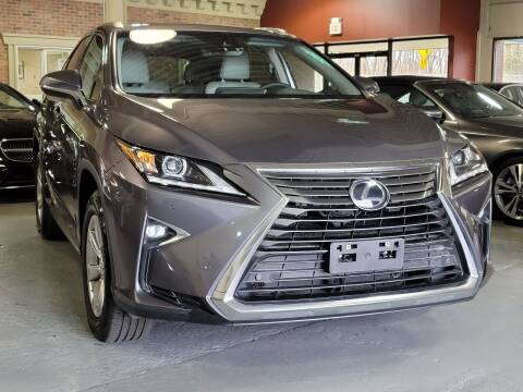 2018 Lexus RX 350 for sale at AW Auto & Truck Wholesalers  Inc. in Hasbrouck Heights NJ