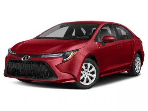 2021 Toyota Corolla for sale at BEAMAN TOYOTA in Nashville TN