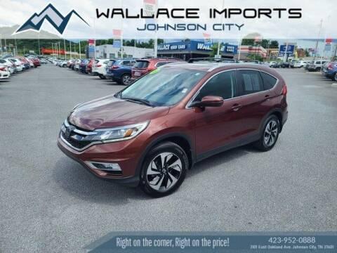 2015 Honda CR-V for sale at WALLACE IMPORTS OF JOHNSON CITY in Johnson City TN