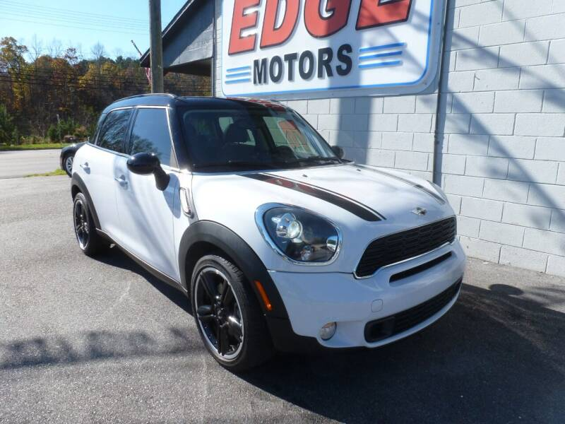 2014 MINI Countryman for sale at Edge Motors in Mooresville NC