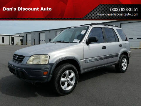 2001 Honda CR-V for sale at Dan's Discount Auto in Gaston SC