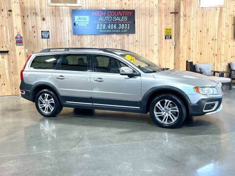 2013 Volvo XC70 for sale at Boone NC Jeeps-High Country Auto Sales in Boone NC